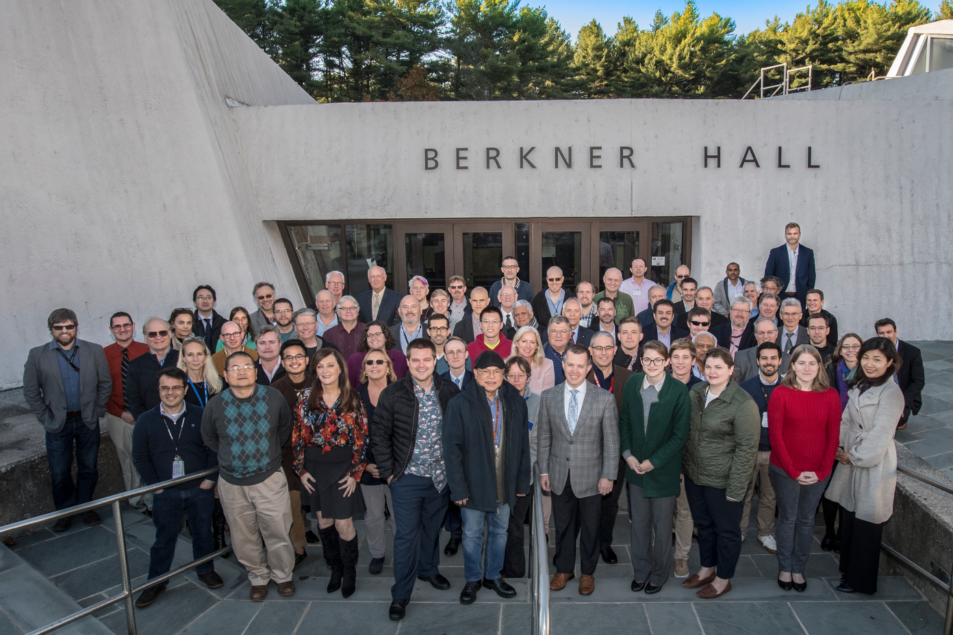 Photo of the 2019 Data Week attendees
