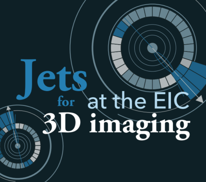 Jets for 3D imaging online workshop
